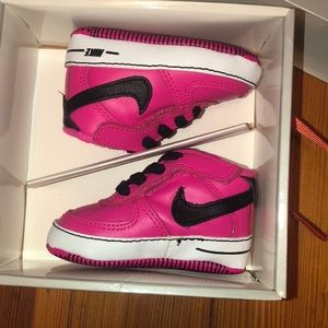 Baby girl pink Air Force 1